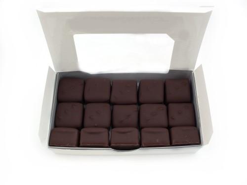 handmade peanut butter chocolates